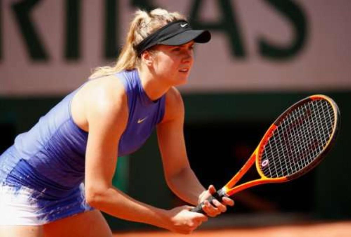 Свитолина вышла в1/8 финала Открытого чемпионата Франции потеннису