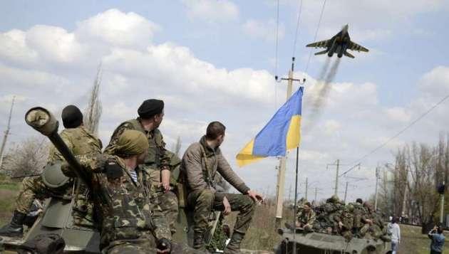 Экономические потери Украины отвойны сРоссией оценили в20,4% ВВП