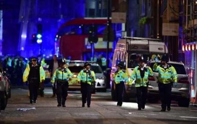 Двойной теракт встолице Англии: милиция установила личности нападавших