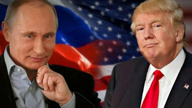 Трамп планирует увидеться сПутиным летом