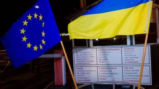 В 1-ый день безвиза четырем украинцам отказали вовъезде вЕC