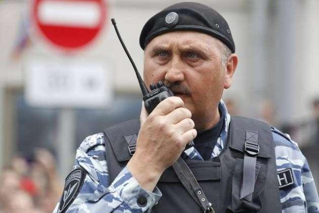 Экс-командира «Беркута» увидели вовремя разгона митинга в столице России
