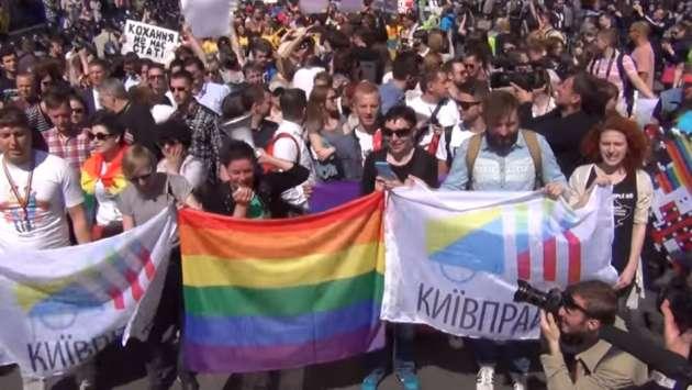 «Обойдемся без сафари». ПСпригрозил сорвать «Марш равенства» вКиеве