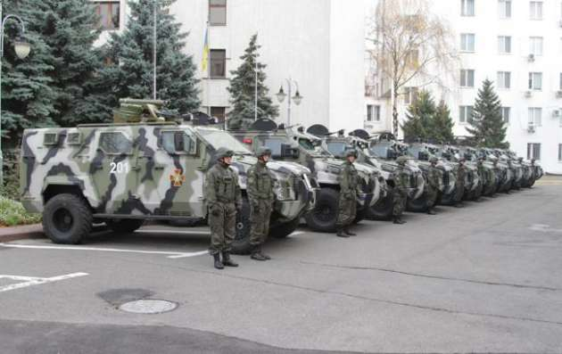 ВЛуганской области без вести пропал полковник Нацгвардии