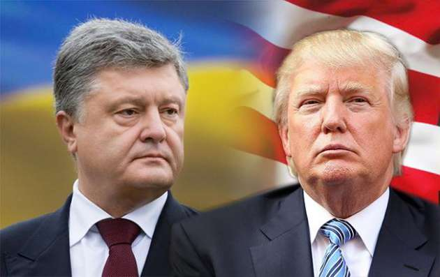 Порошенко обозначил, что встретится сТрампом ранее доэтого Владимира Путина
