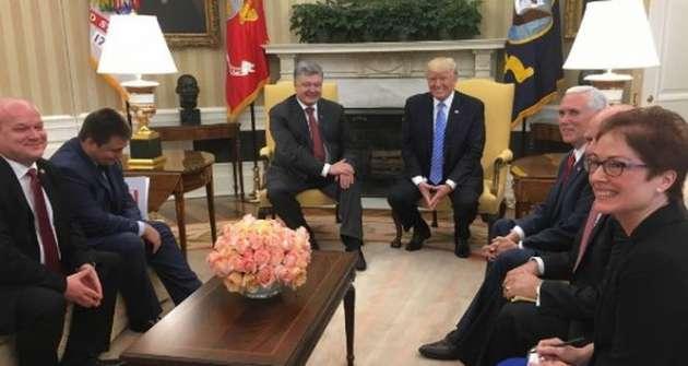 Трамп объявил о«большой вовлеченности» Вашингтона вдела столицы Украины