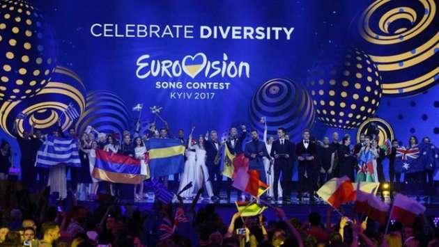 ВШвейцарии арестовали 15млневро залога Украины за«Евровидение-2017»