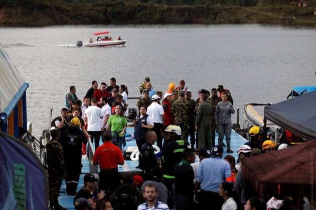 Число погибших назатонувшем судне стуристами вКолумбии возросло до 9