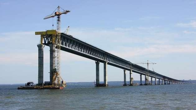 Власти Крыма прогнозируют рост турпотока после открытия Керченского моста