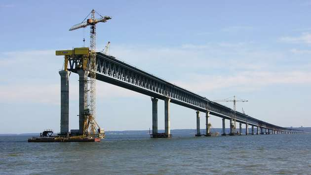 Генпрокуратура Крыма привлечет NASA к изучению дела оКерченском мосте