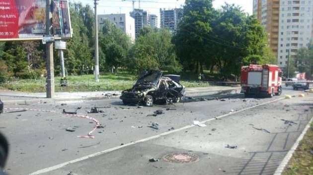 Взорванный вКиеве полковник ГУР занимался охраной убитого экс-депутата Государственной думы Вороненкова
