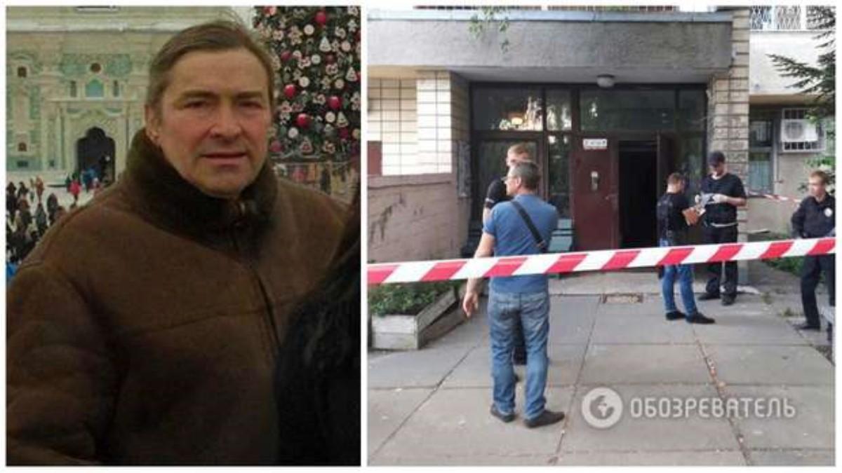 Вподъезде киевского дома убили  мужчину