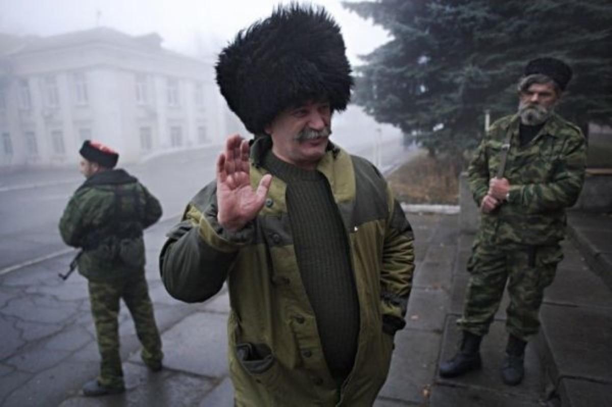 Вглобальной паутине проинформировали о ужасной смерти главаря «донских казаков» Николая Козицына