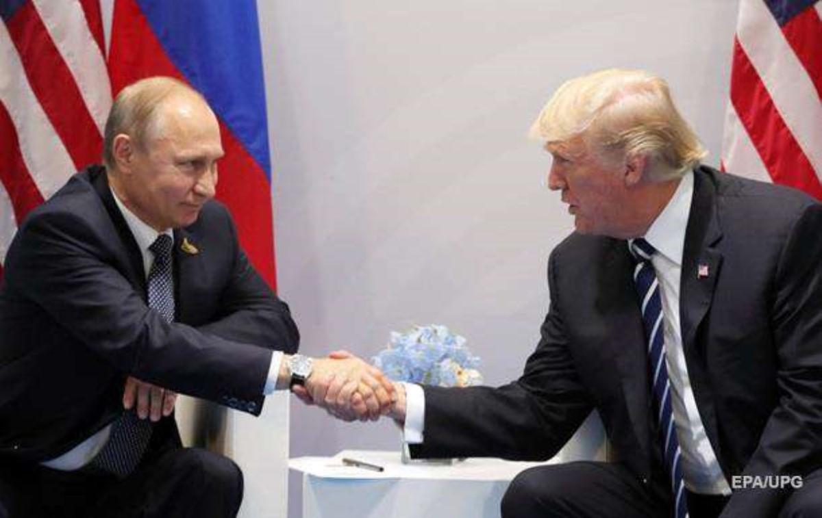 Трамп неповерил словам Владимира Путина оневмешательстве ввыборы— Белый дом