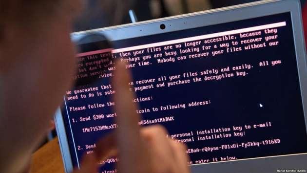 Профессионалы узнали опроисхождении вируса «Petya»