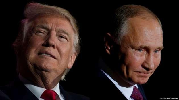 ВКремле сказали, что Путин иТрамп встретятся наG20 вГамбурге