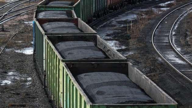 Украина купила у РФ угля на $631,1 млн