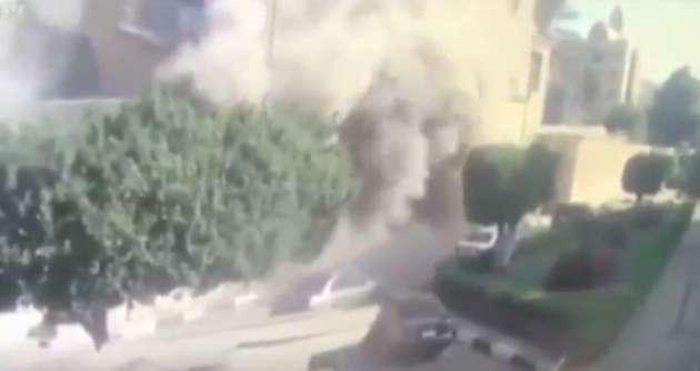 НаСинае исламисты совершили тщательно спланированную атаку наегипетских военных