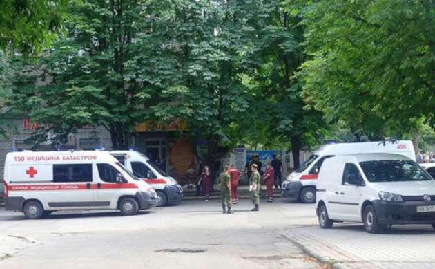 Вцентре Луганска произошел 2-ой задень взрыв