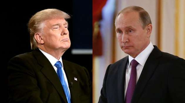 Трамп: пришло время двигаться вперед вотношениях сРоссией