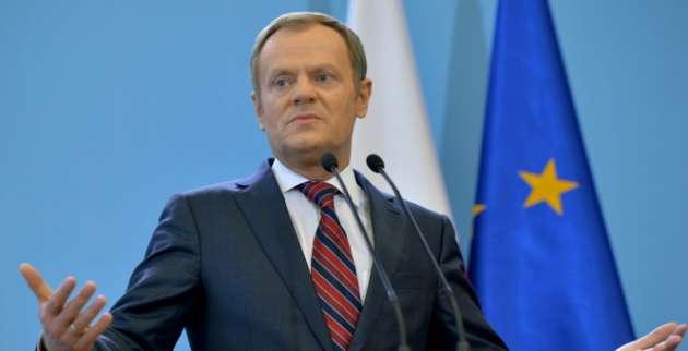 Украинцы могут потерпеть поражение отсамих себя— Туск