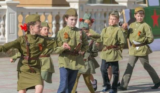 Вряды «Юнармии» вступили уже неменее 140 тыс. школьников