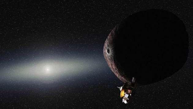 NASA выпустило видеоролики путешествия зонда над Плутоном иХароном