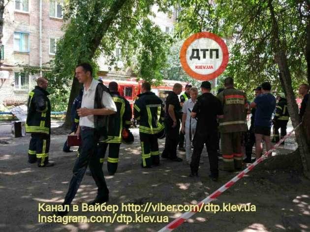 ВКиеве впожаре умер четырехлетний ребенок — Игра соспичками