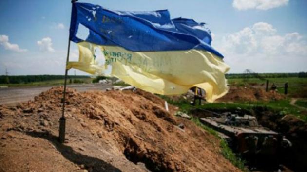 Засутки вАТО ранены трое украинских бойцов