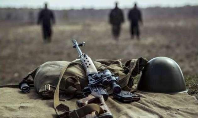 Вштабе АТО поведали опогибшем украинском военном под Мариуполем