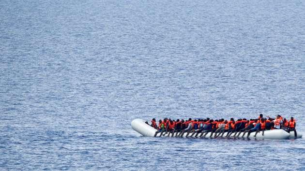 ВИталии задержали около 40 украинцев, подозреваемых в незаконной транспортировке мигрантов