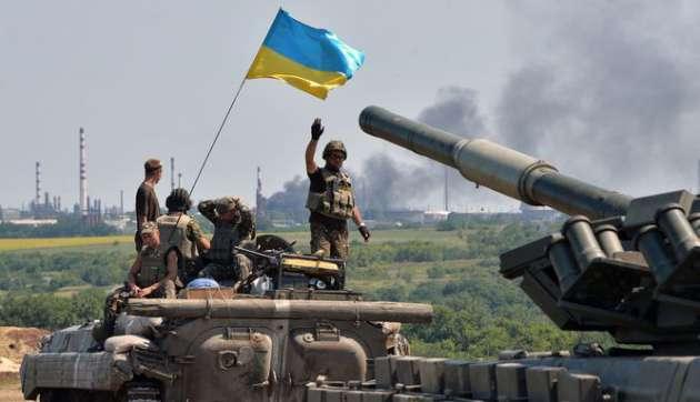 ВДонецкой области в итоге обстрела боевиков умер украинский военный— штаб