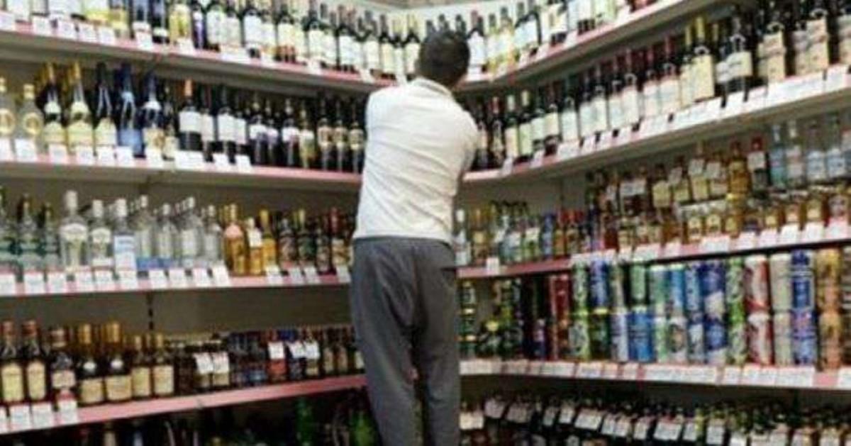 Вгосударстве Украина обвалилось производство водки