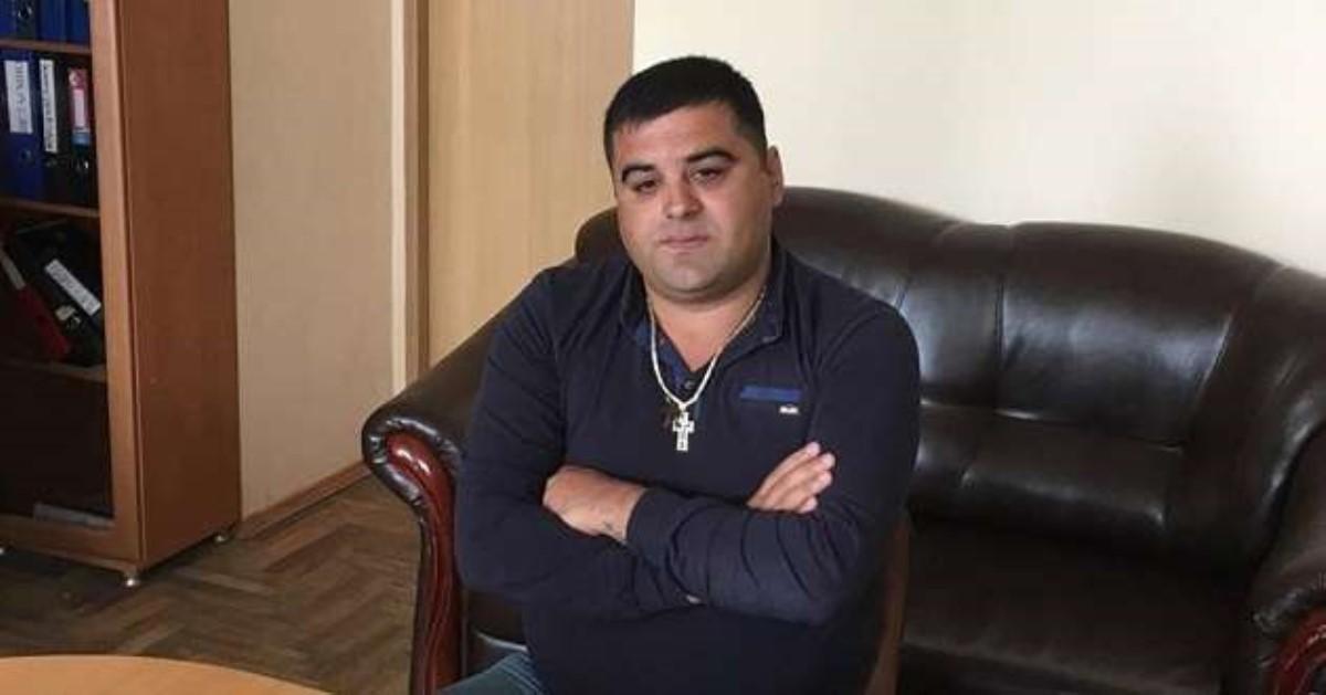 ВКиеве втретий раз задержали «вора взаконе» «Тенго Гальского»