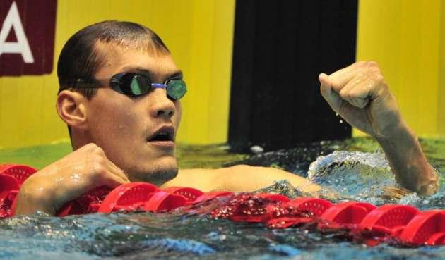 Пловец Аркадий Вятчанин стал гражданином США ибудет выступать заамериканс ...