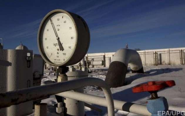 Украина закачала вПХГ 5,3 млрд куб. мгаза