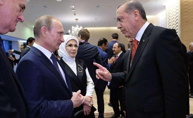 МИД Турции: Мыпострадали отсанкций противРФ инеодобряем их