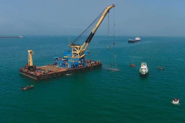 Строительство моста через Керченский пролив незаконно— МИД Украины