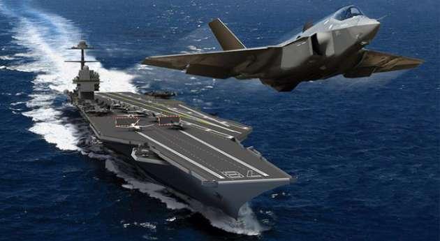 ВБахрейне совершил жесткую посадку американский истребитель