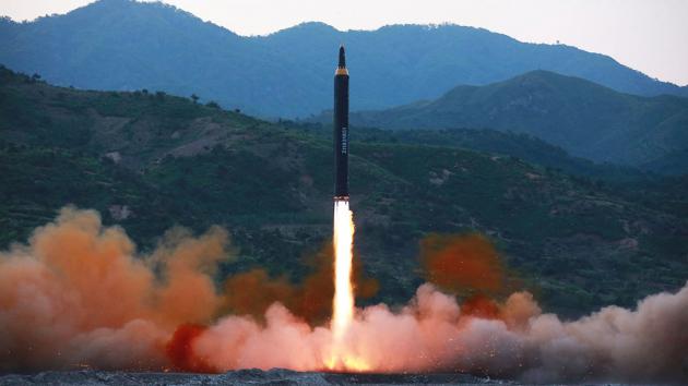 Климкин пробует найти крайнего впередаче ракетных технологий КНДР— Украина невиновата