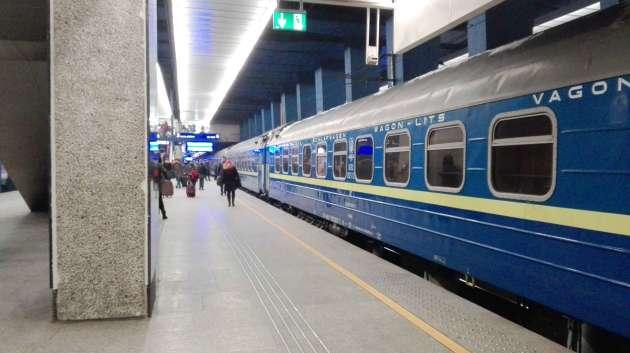 Билеты напоезд Киев-Варшава подешевеют неменее чем натысячу грн