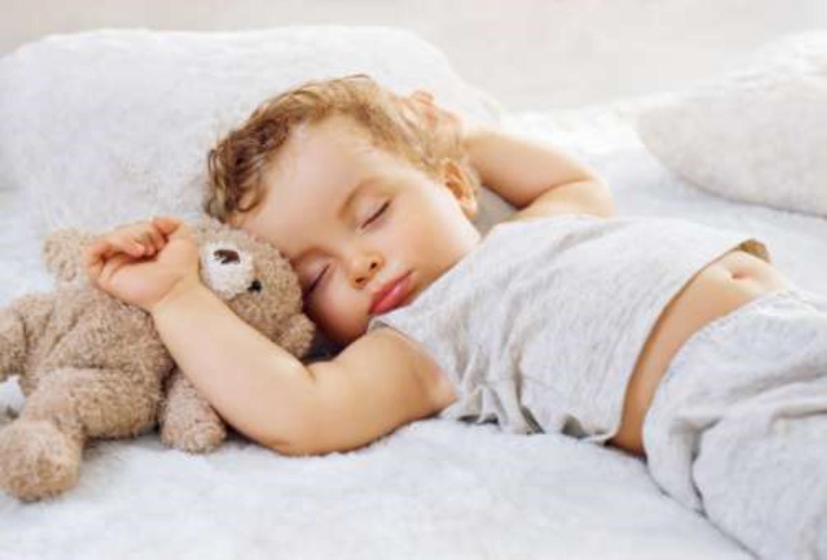 Как утром разбудить ребенка
