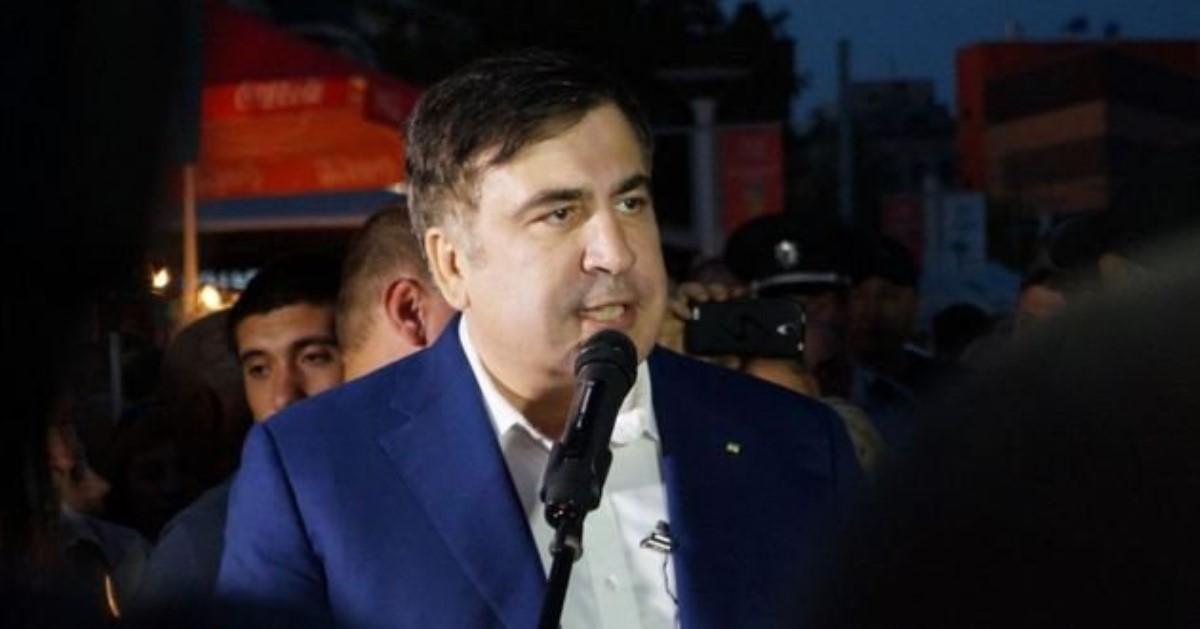 Саакашвили осенью соберет митинг вКиеве, чтобы озвучить требования квластям