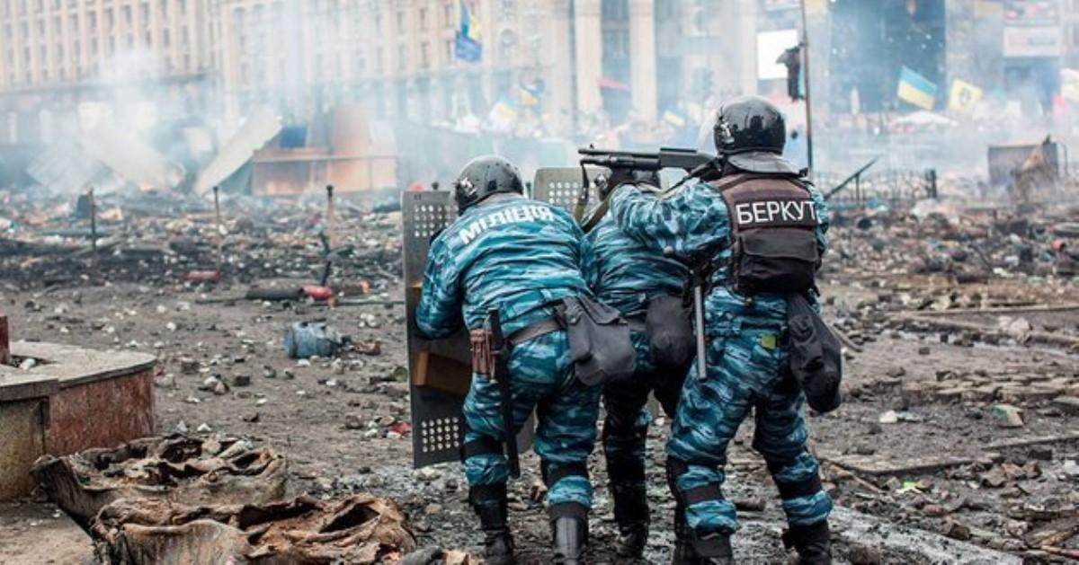 Вweb-сети появилось новое видео расстрела наМайдане