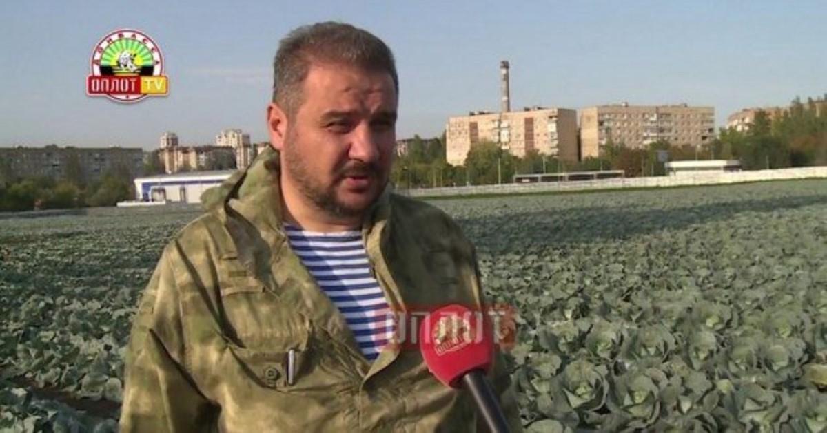 ВМВД Украины назвали очевидную причину покушения на«министра» ДНР
