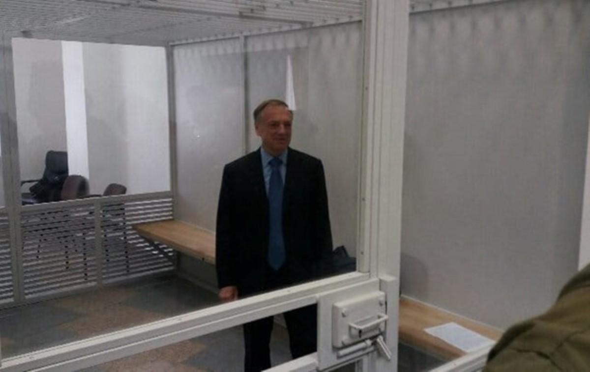 Суд отпустил экс-министра Лавриновича из-под стражи