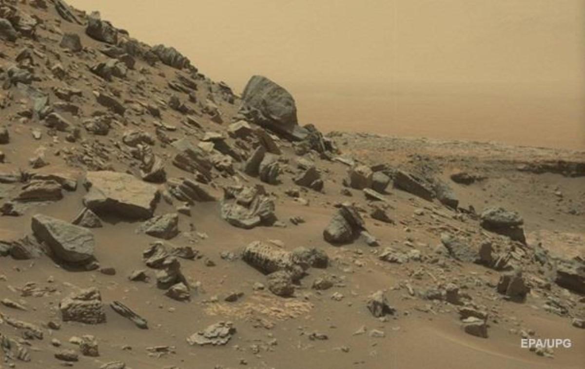 Секс может помешать колонизации Марса— Астронавты