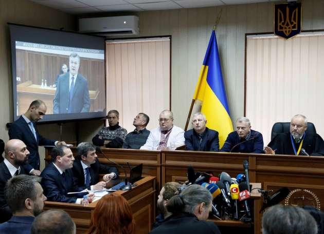 ГПУ: РФофициально не докладывала, где живет Янукович