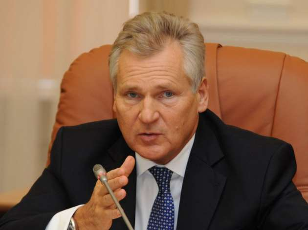 Экс-президент Польши боится, что вопрос Бандеры иЛьвова будет фатальным