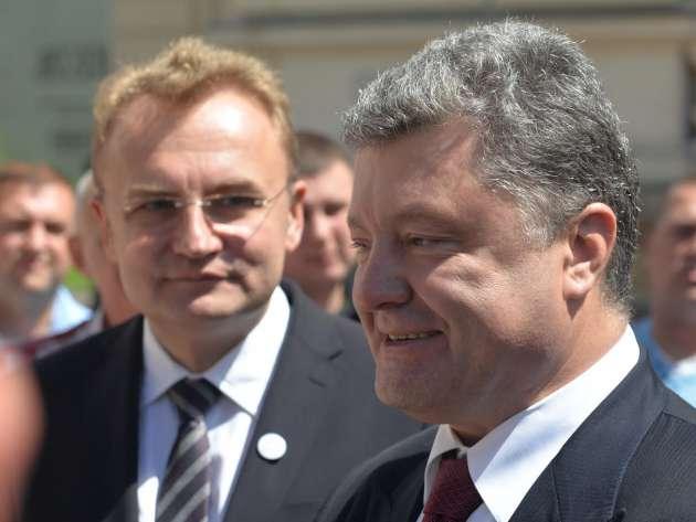 Порошенко собирается поменять систему правосудия— Украина неУганда